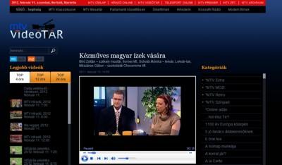 """MTV arhiva video – """"Kézműves magyar ízek vására"""" – Biro Zoltan – Abel Mustar Secuiesc"""