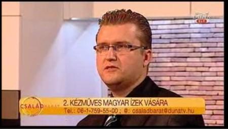 "Duna TV Csalad Barat – 2. ""Kezmuves Magyar Izek Vasara"" – Biro Zoltan – Abel Mustar Secuiesc – IoliMex"